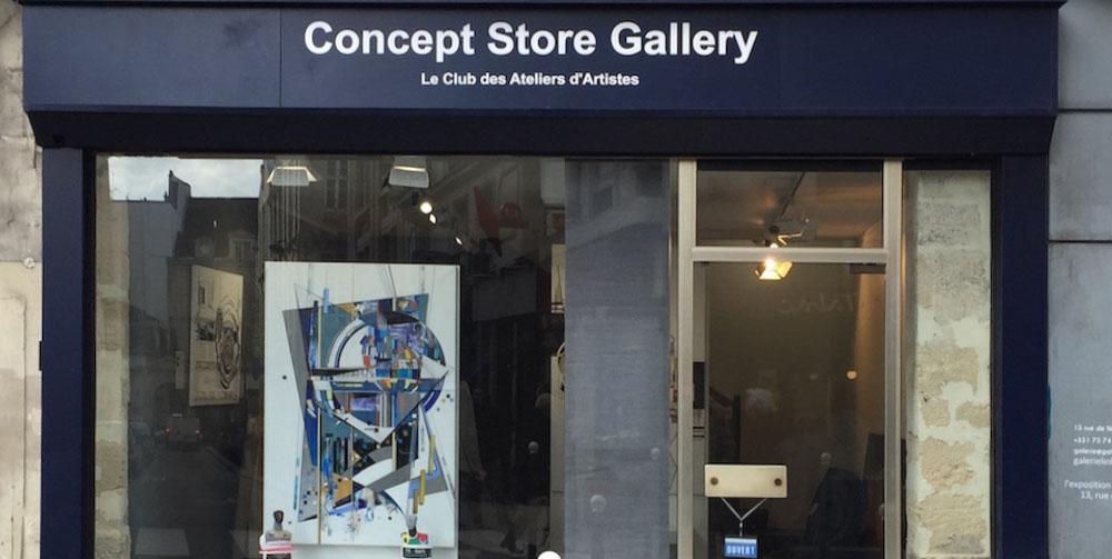 Concept Store Gallery - Paris